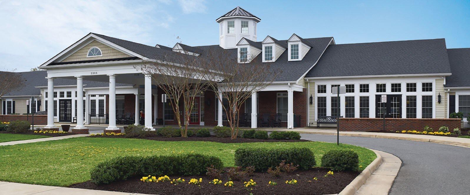 Exterior View at Spring Arbor of Fredericksburg, Fredericksburg, Virginia