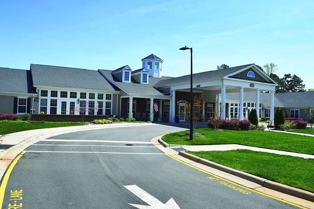 Senior Living Community in Cary, NC