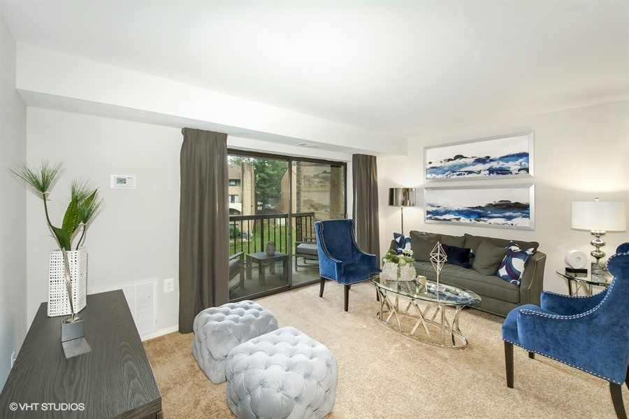 Furnished Apartments at The Cloisters in Washington, DC