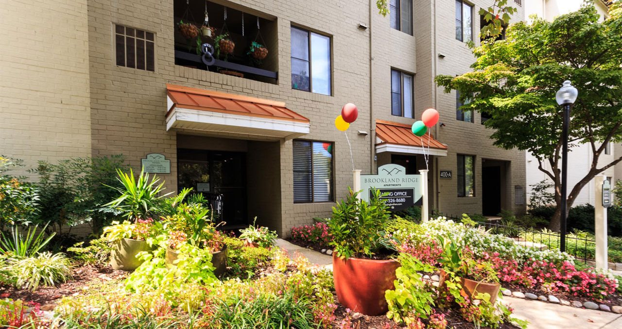 Brookland Ridge Apartments in NE Washington DC