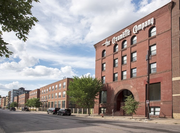 Creamette Historic Lofts Minneapolis