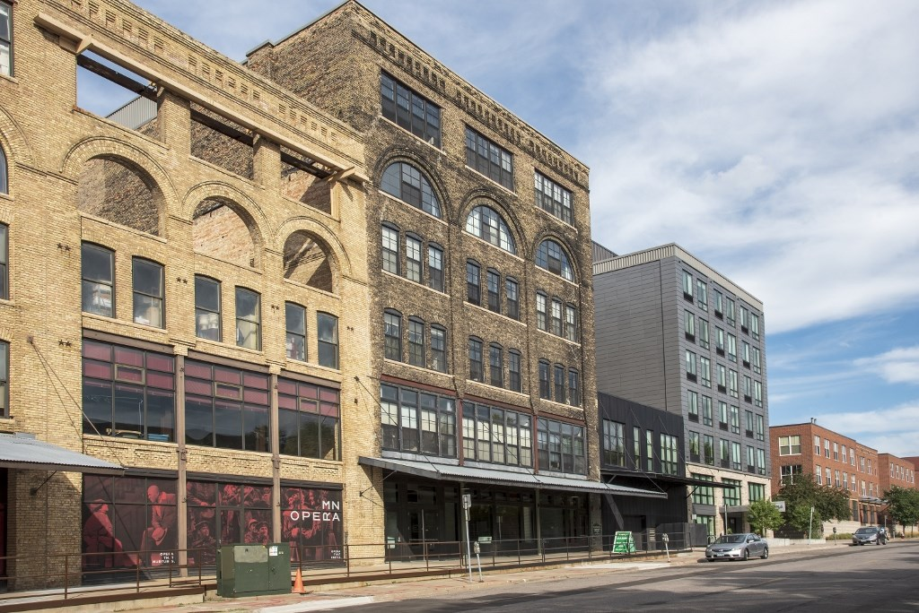 Gaar Scott Historic Lofts