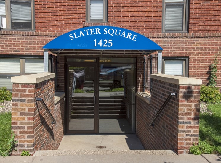 Slater Square Minneapolis
