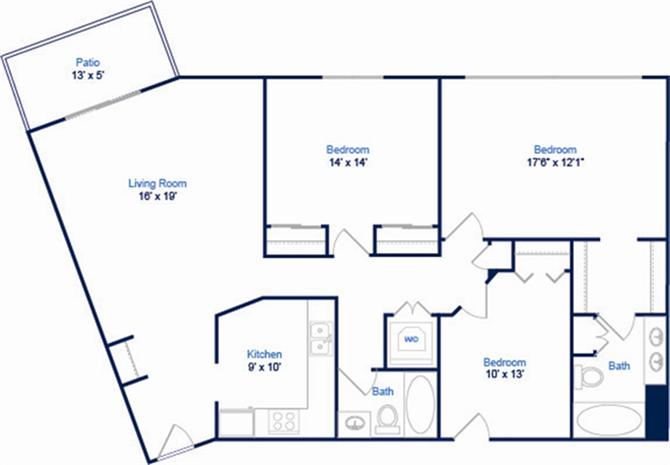 Cabernet Floor Plan 9