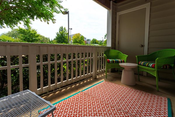Balcony or Patio or Sunrooms at Brittany Commons Apartments, Spotsylvania
