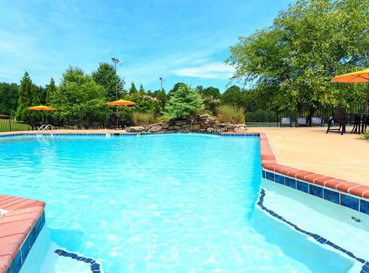 Sparkling Swimming Pool at Brittany Commons Apartments, Spotsylvania, VA 22553