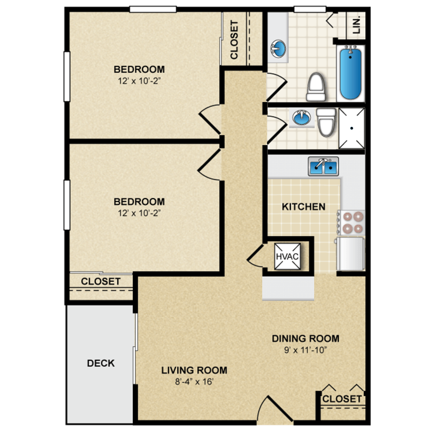 malvern B2 floor plan