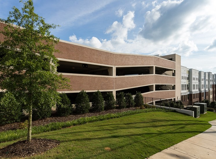 Controlled Access Parking Garage at Park 35 on Clairmont, 3500 Clairmont Ave. Birmingham, AL 35222