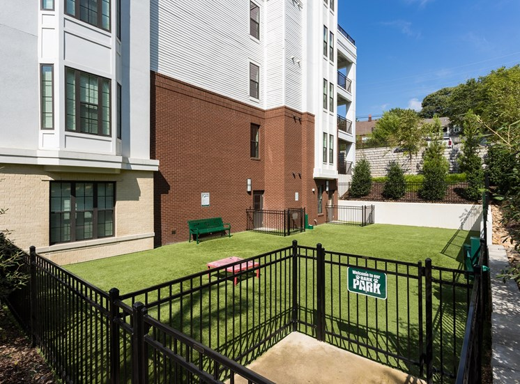 Your dogs need exercise and room to run around! Enjoy our on-site Pet Park at Park 35 on Clairmont Apartment Homes, 3500 Clairmont Ave. Birmingham, AL 35222