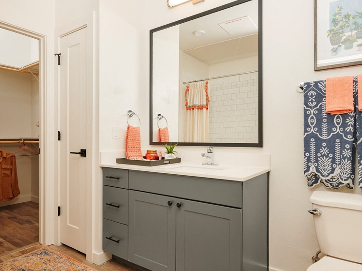 apartments near the domain in austin tx grey bathroom cabinets