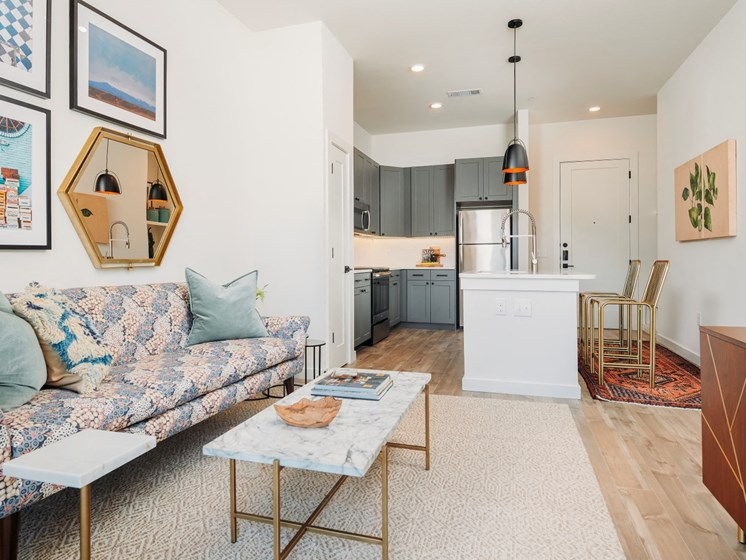 apartments near the domain in austin tx open floor plans