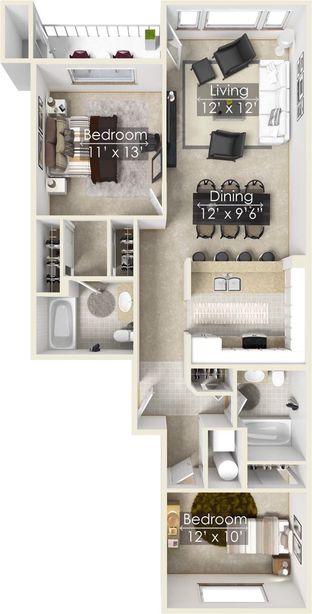 Elderberry Floor Plan 5