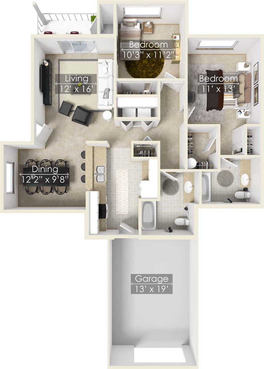 Foxglove Floor Plan 8