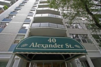 40 Alexander Street Studio-1 Bed Apartment for Rent Photo Gallery 1