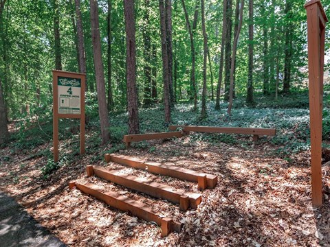 Forrest Trail at Edwards Mill Townhomes & Apartments, Raleigh, NC