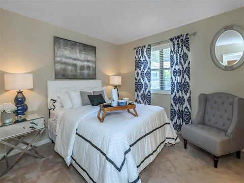 Beautiful Bed With Ready Breakfast at Edwards Mill Townhomes & Apartments, Raleigh, NC, 27612