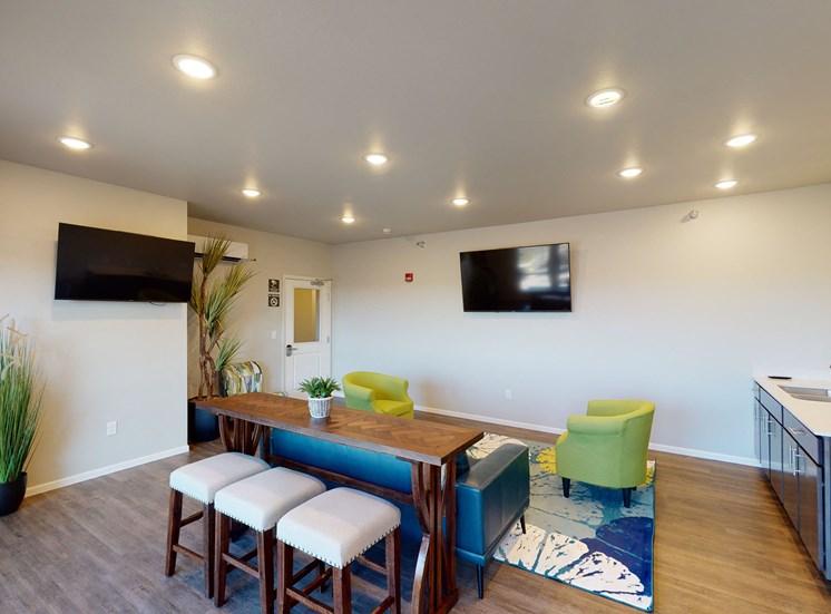 image of lounge, clubroom