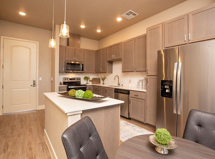 1 bedroom kitchen Alira Sacramento, 95834