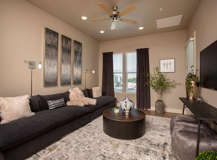 1 bedroom living room at Alira, California 95834