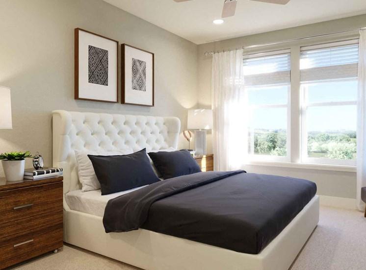 Large Comfortable Bedrooms at Alira, Sacramento, CA