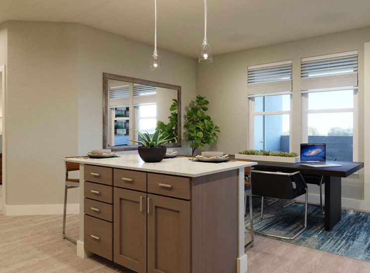 Wifi Lounge And Open Work Spaces at Alira, California, 95834