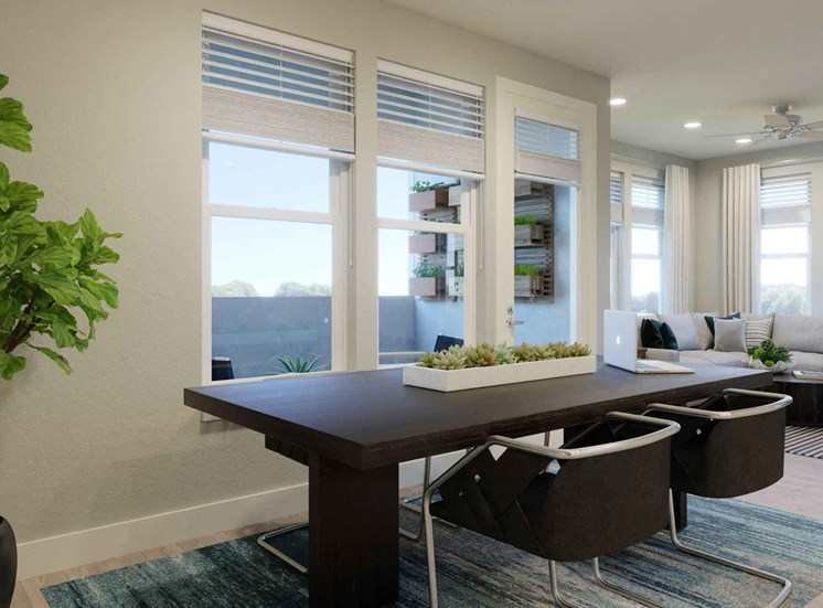 Living-Space at Alira, Sacramento, 95834