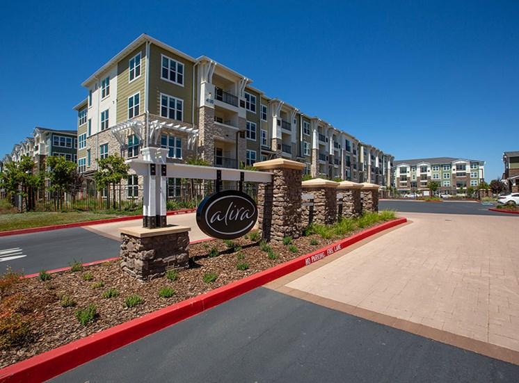 Entrance at Alira, California, 95834