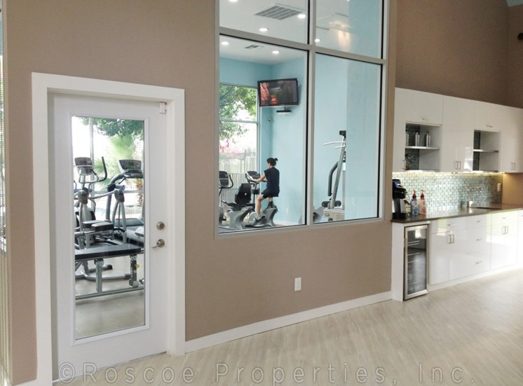 Cielo Apartments San Antonio Fitness Center