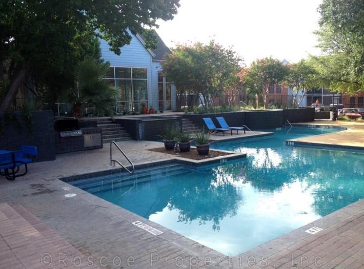 Cielo Apartments San Antonio Pool