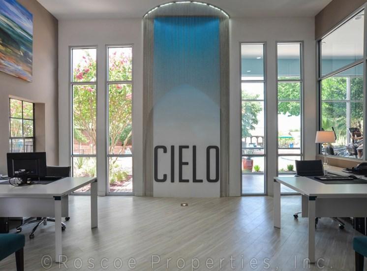 Cielo Apartments San Antonio Leasing Center