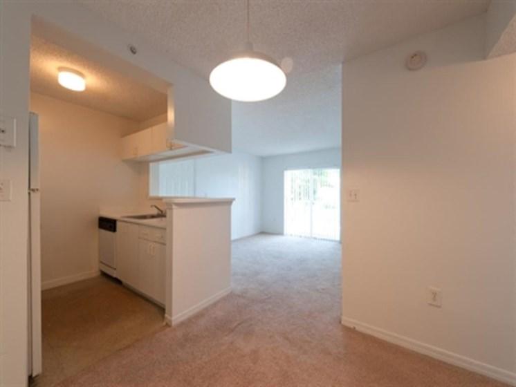 unfurnished apartment interior_Prospect Park Apartments Ft. Lauderdale, FL