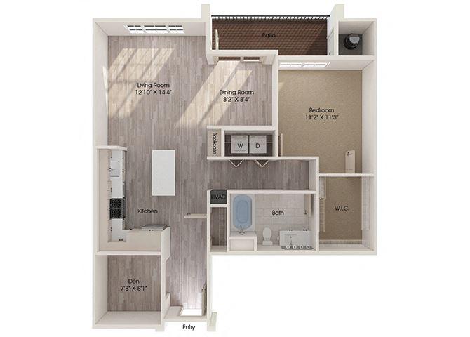 a5d floor plan