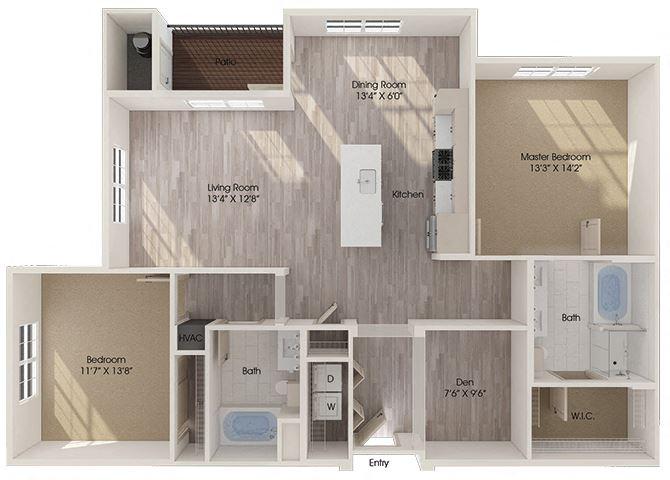 b5d floor plan