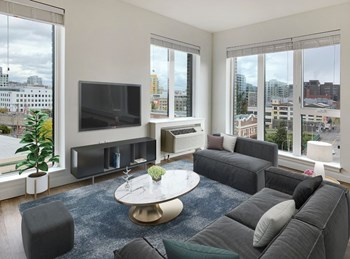 1625 SW Alder Street 1 Bed Apartment for Rent Photo Gallery 1