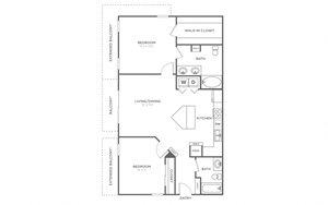 linea floor plan