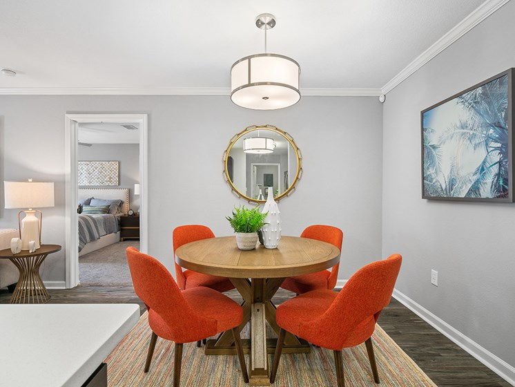 Dining Table With Chairs at Latitude at Wescott, South Carolina, 29485