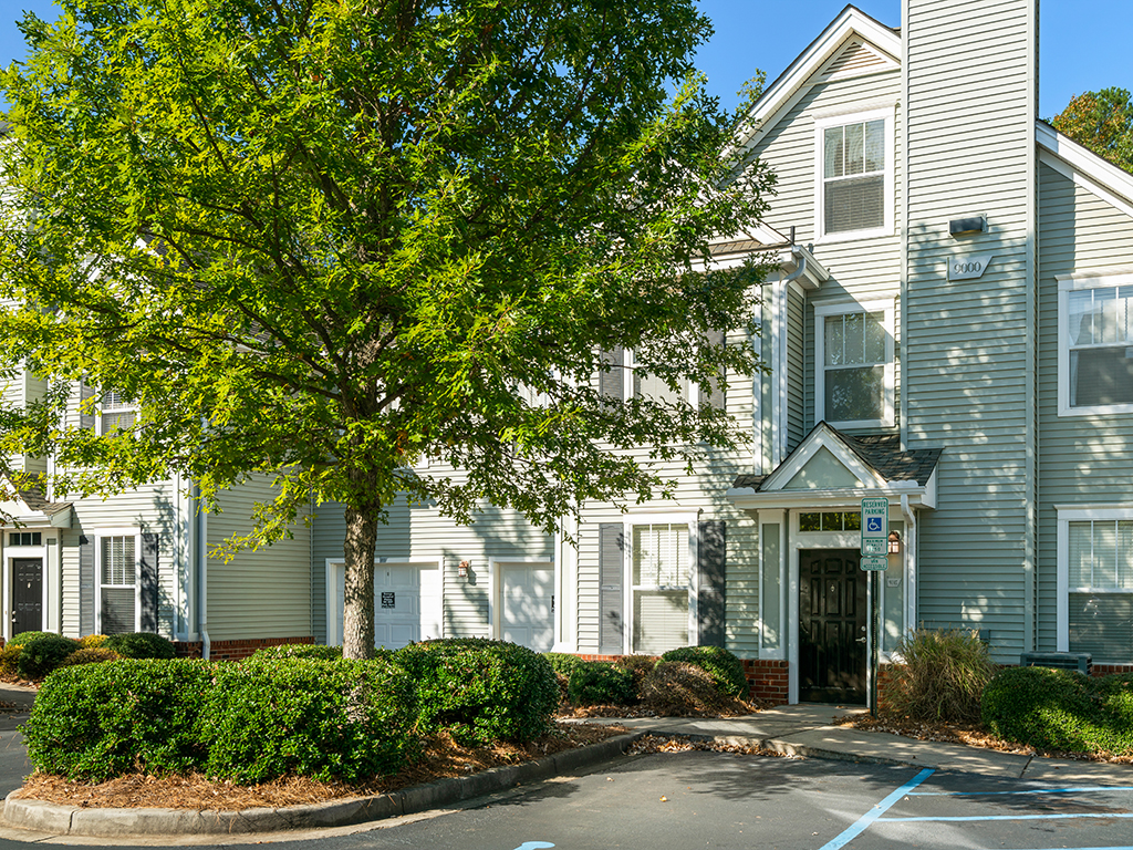 Exterior View Of Property at Millennium, Greenville, South Carolina
