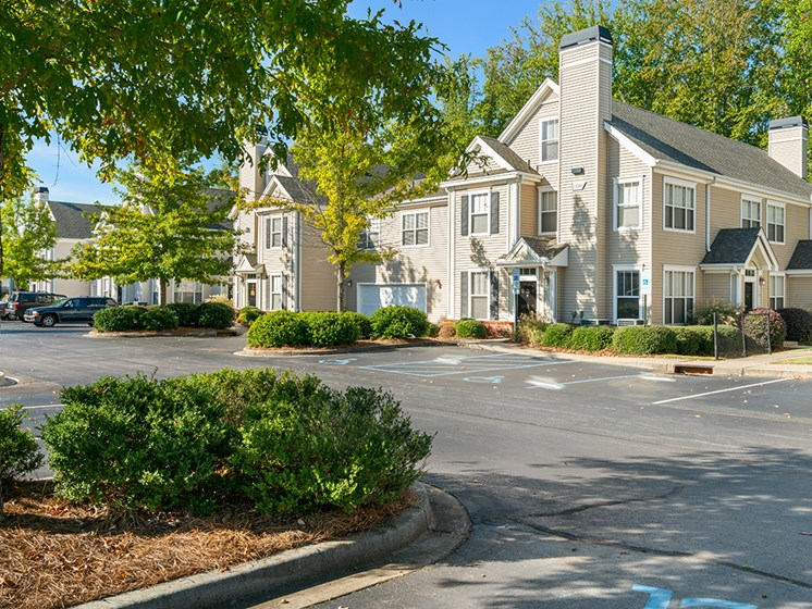 Exterior Roads at Millennium, Greenville