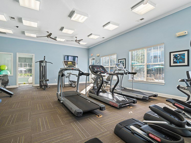 Fitness Center Access at Millennium, South Carolina