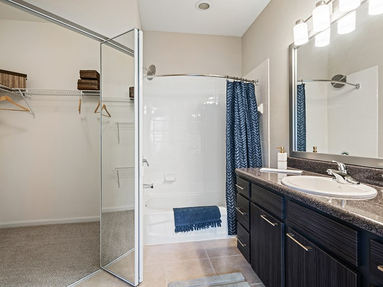 Bathroom With Bathtub at Millennium, South Carolina, 29607