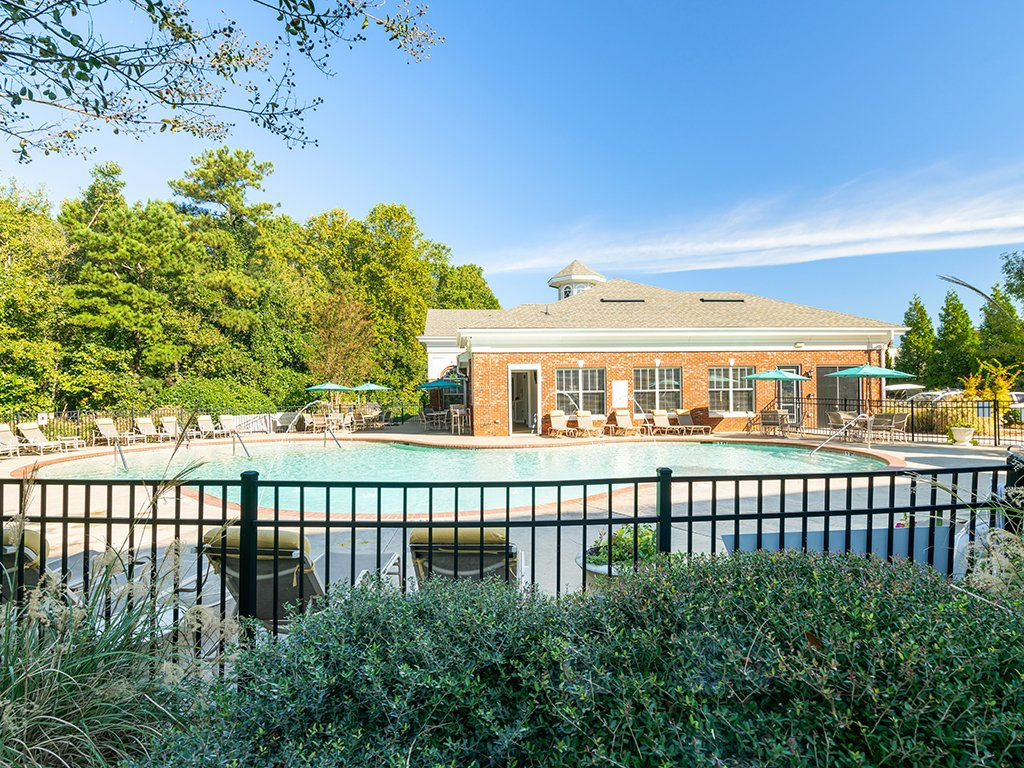 Blue Cool Swimming Pool at Millennium, Greenville, 29607