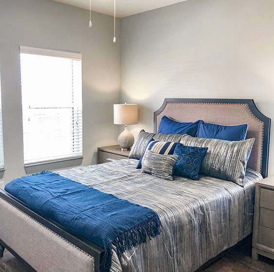 Addison Floor Plan Bedroom at The Ivy at Berlin Place, Indiana, 46601