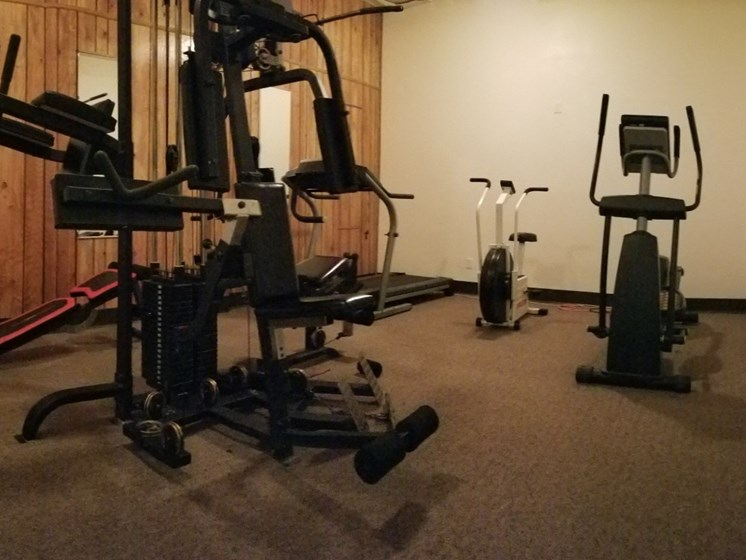 Indian Hills Apartments Fitness Center