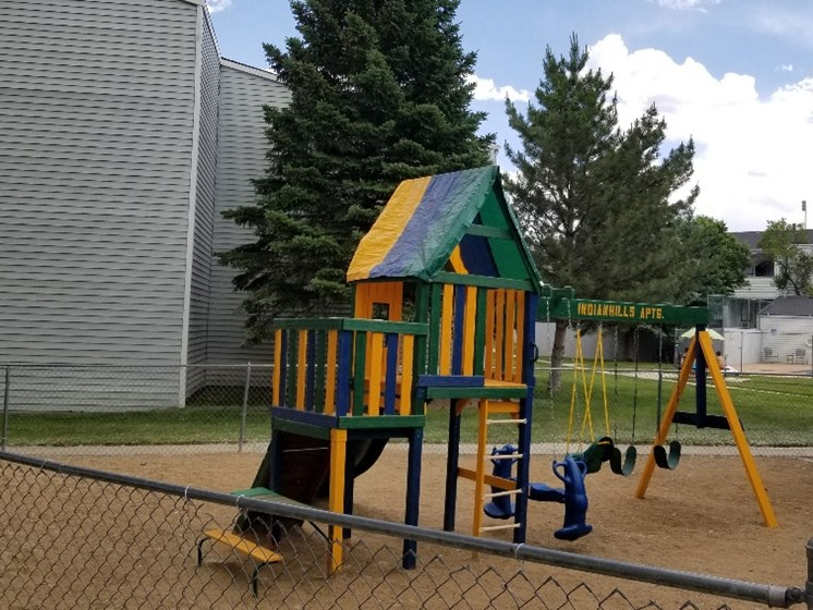 Indian Hills Apartments Outdoor Playground