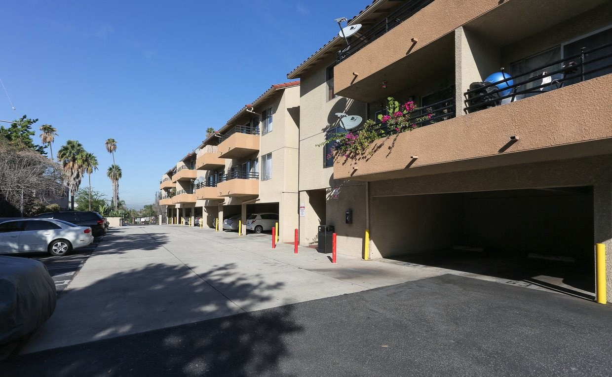 Mariposa Gardens Apartments Covered Parking