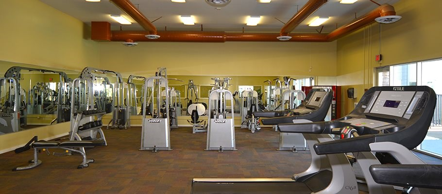 Meridian Pointe Apartments Fitness Center