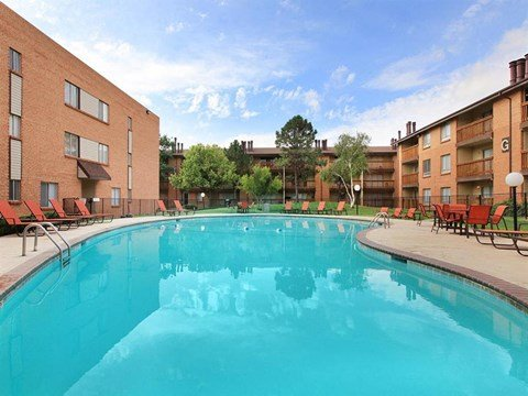 apartments with pool amarillo tx