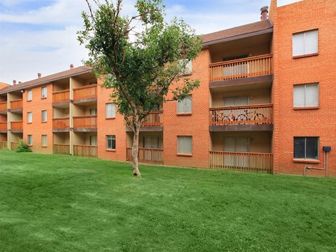 exterior apartments for rent amarillo tx
