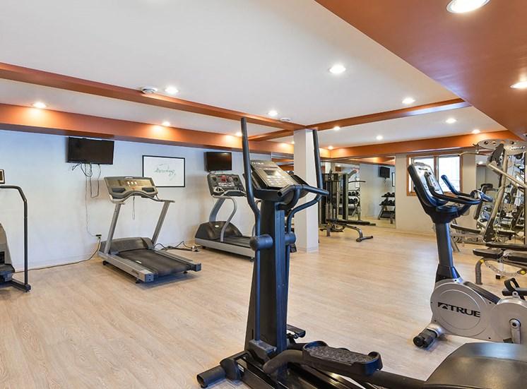 Pines of Burnsville - Fitness Center