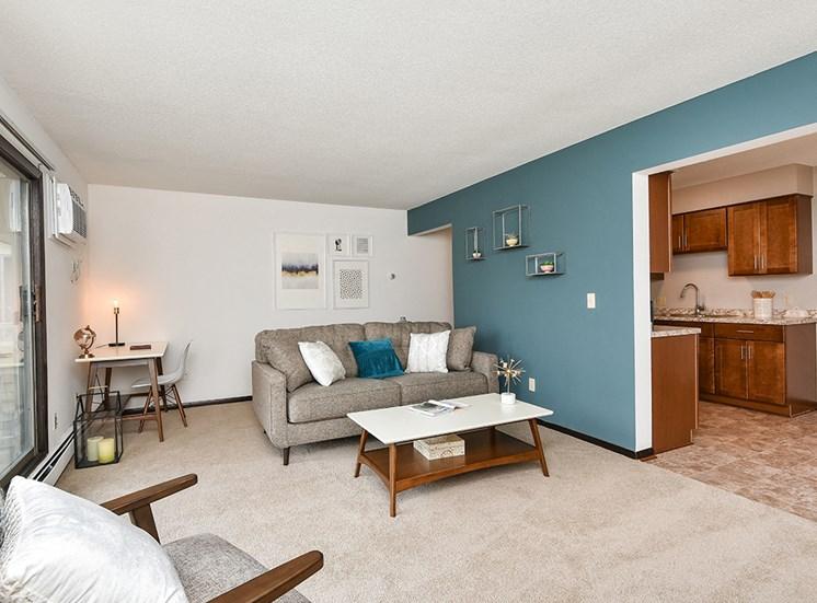 The Pines of Burnsville - Living Room